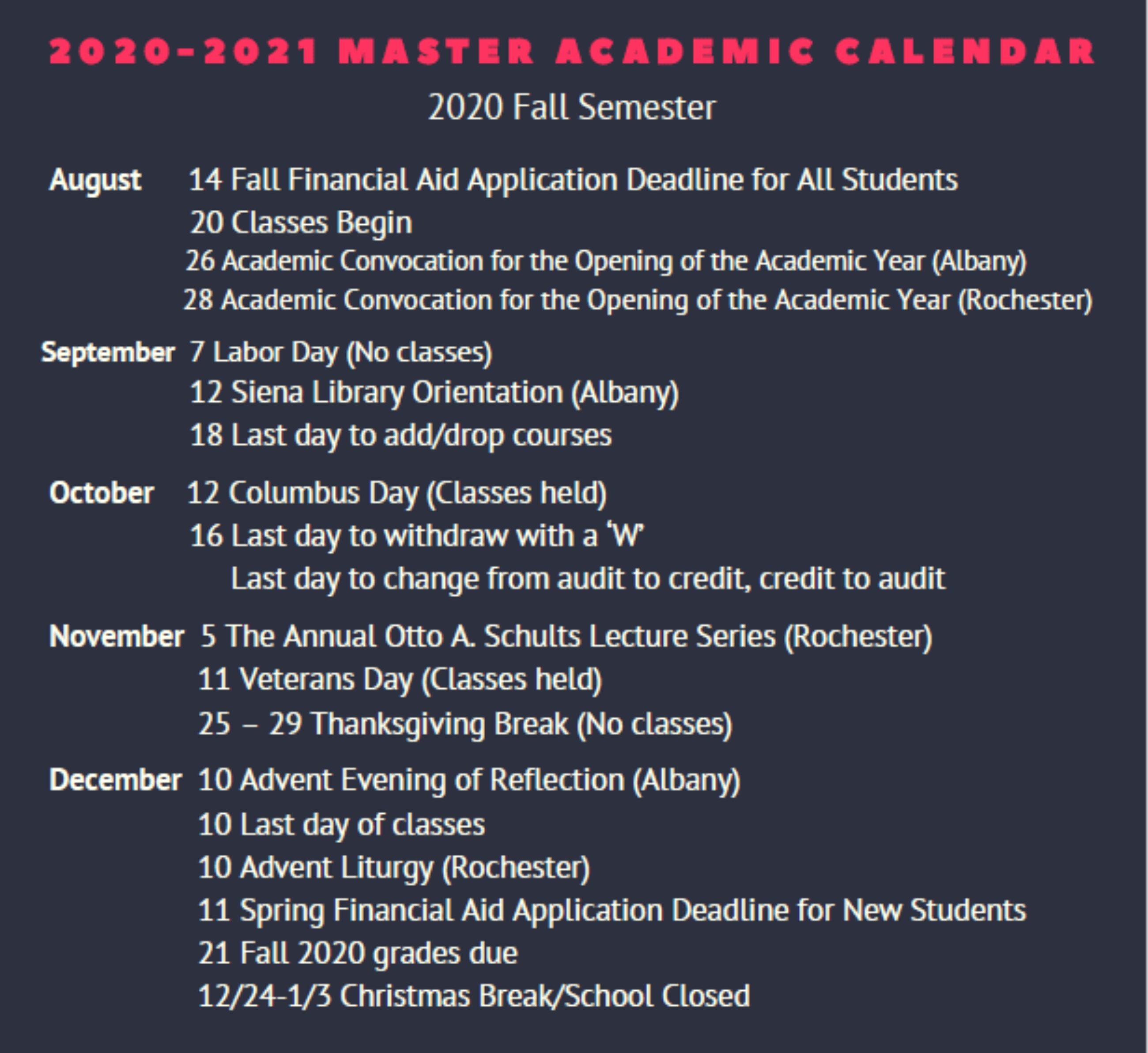 Ualbany Academic Calendar Fall 2022.Academic Calendar Albany Academic Calendar Fall 2021