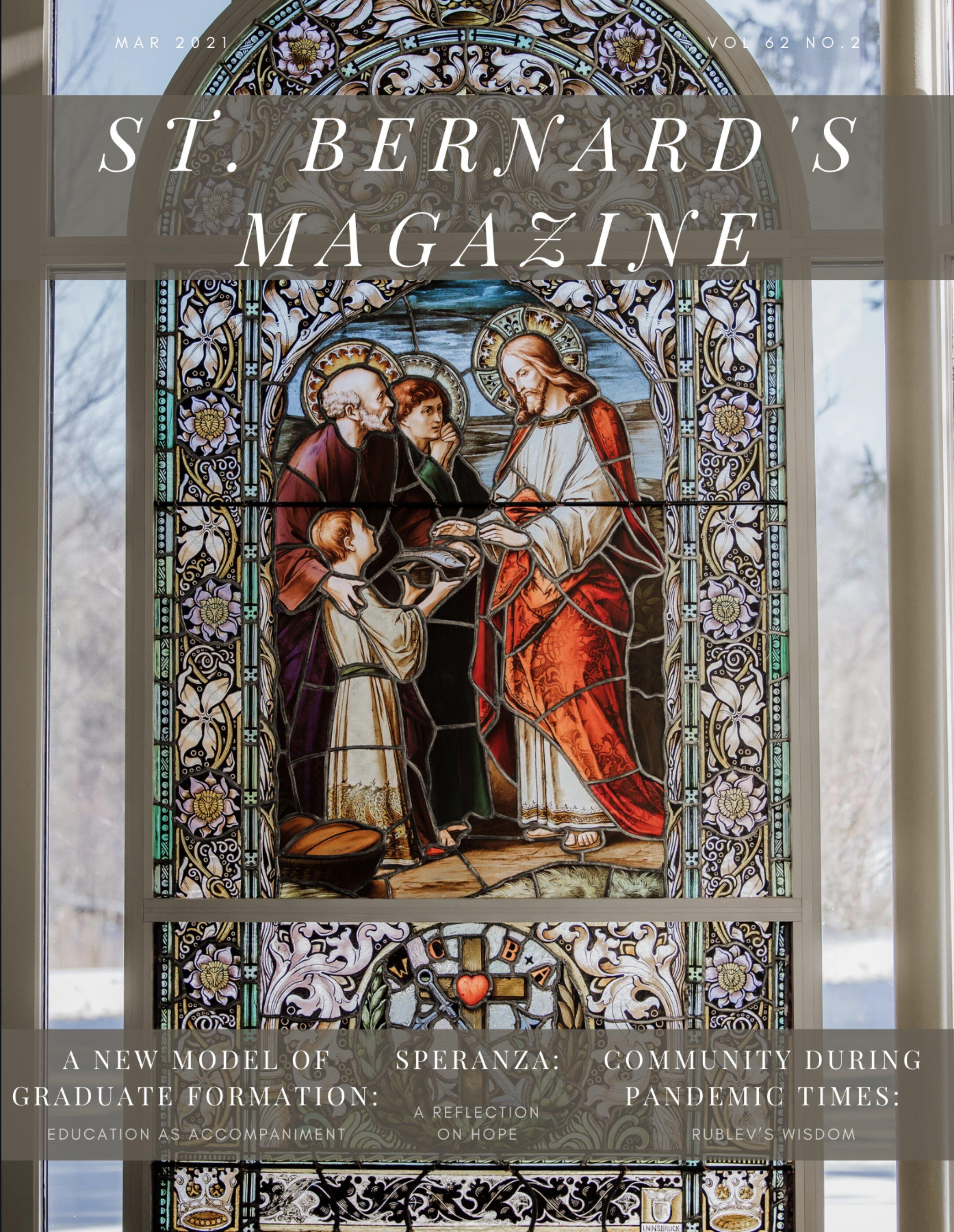 St. Bernard's Magazine - Spring 2021